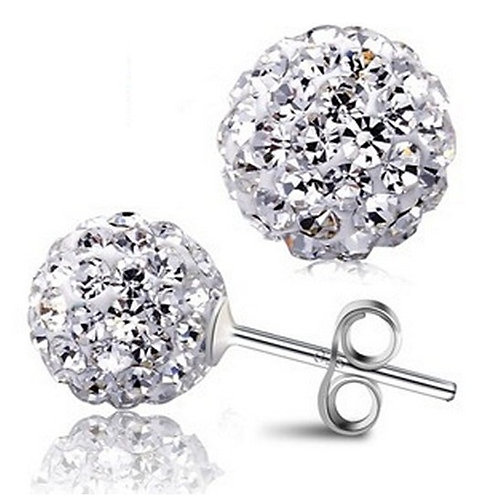 Sparkle Ball Earrings