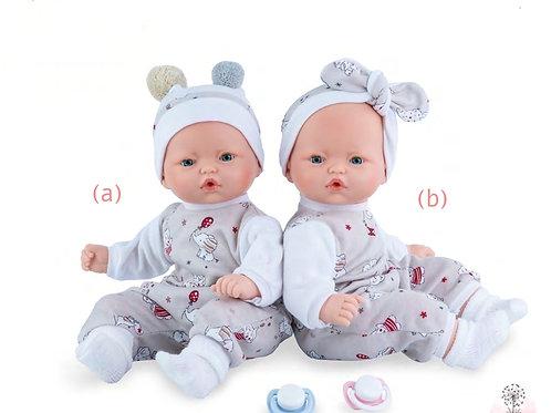 Aude et Maël pyjama (réf:540-530)