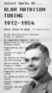 Alan Mathison Turing - Terminal Paper Se