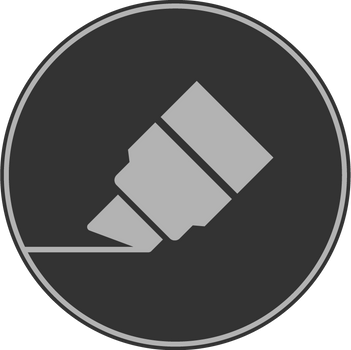 Marker Icon Deactivated (2019)