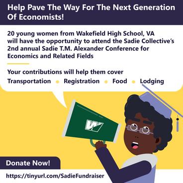 Sadie Collective Fundraising Graphic (2019)