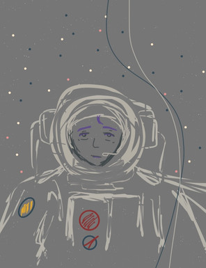 Astronaut Grey (2018)