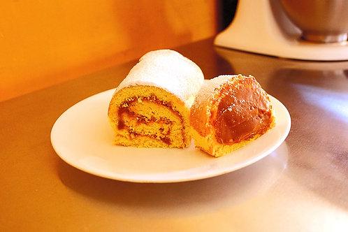 Vanilla Pionono (1/half) PICKUP/DELIVERY ONLY
