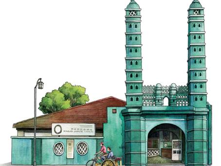 Let's Explore Masjid Jamae (Chulia)