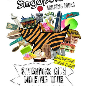 Singapore City Walking Tour