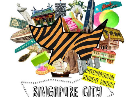 Singapore City Walking Tour