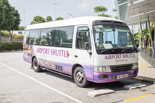 City Shuttle (Airport to Wink)