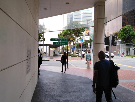 Turn-by-turn to Wink @ Downtown from Telok Ayer MRT Station