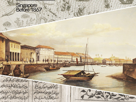 An Exhibition by the National Library | On Paper: Singapore Before 1867