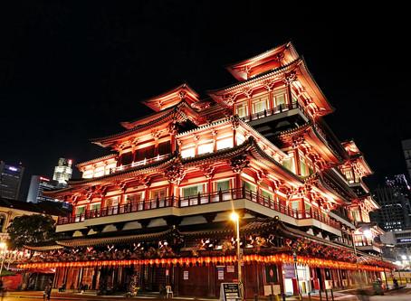 Let's Explore Chinatown!