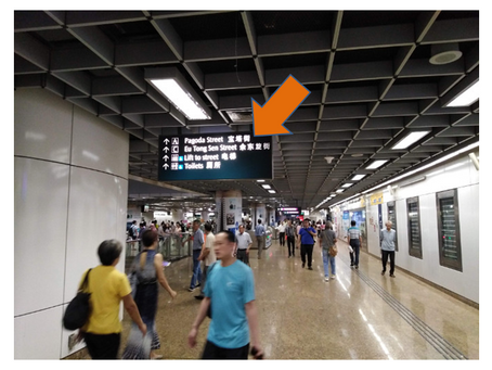 Turn-by-turn to Wink @ Chinatown from Chinatown MRT Station