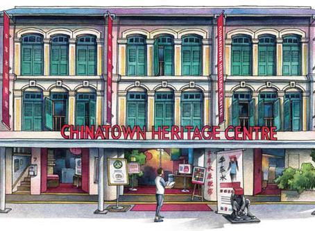 Let's Explore Chinatown Heritage Centre!