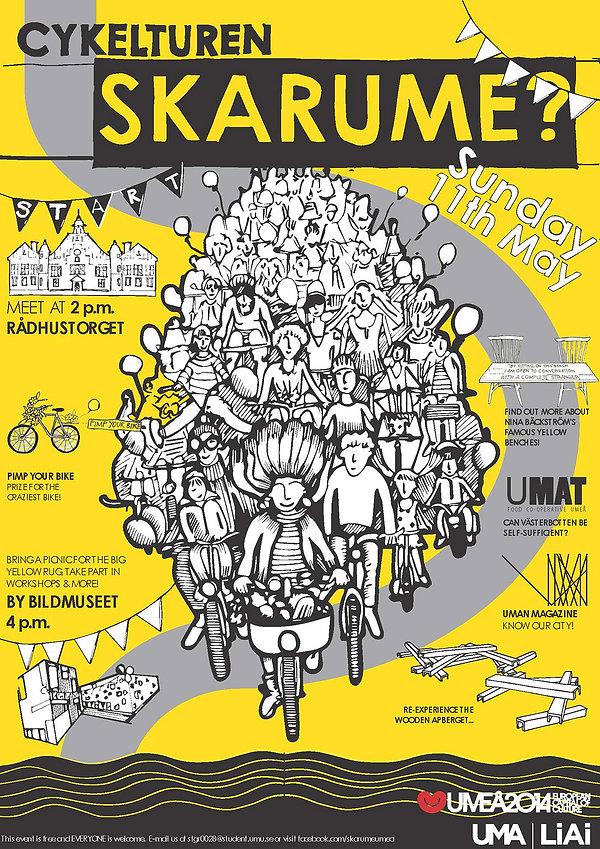 Cykelturen Skarume Information w 2014.jp