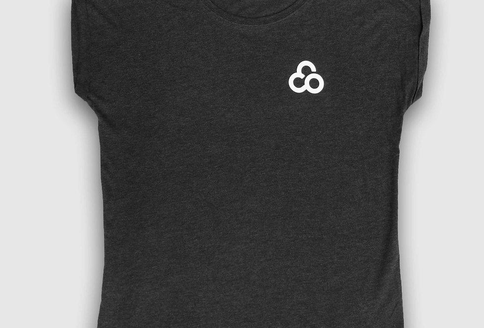 Popcorn T-Shirt Square Women