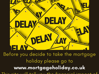Look at www.mortgageholiday.co.uk