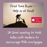 Are 95% mortgages coming back?