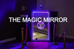 The Magic Mirror Photo Booth