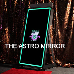 The Astro Mirror Photo Booth