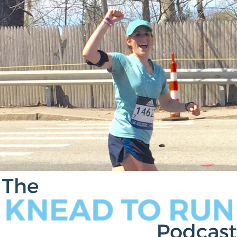 E 20 : [Runner's High (light) series] Running and Anxiety Part 2 with Cassiah Sahl