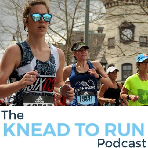 E24: Julie's Boston Marathon Experience with Julianna Morris