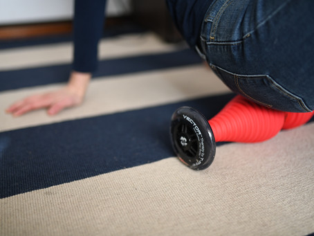 Foam rolling, everyone is doing it and you should too