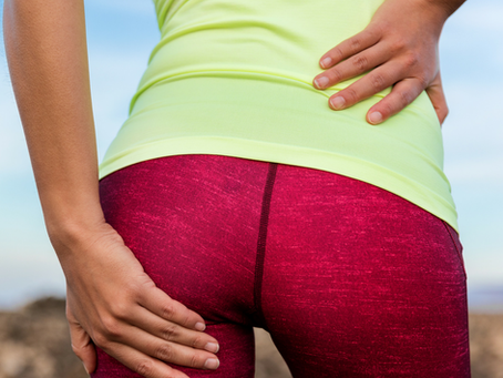 Piriformis syndrome, a really pain….in the butt