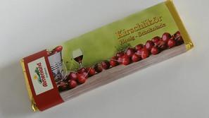 Kirschlikör Honig-Schokolade