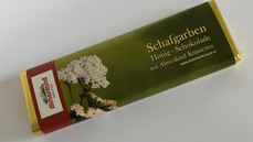 Schafgarben-Honig Schokolade
