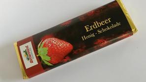 Erdbeer Honig-Schokolade