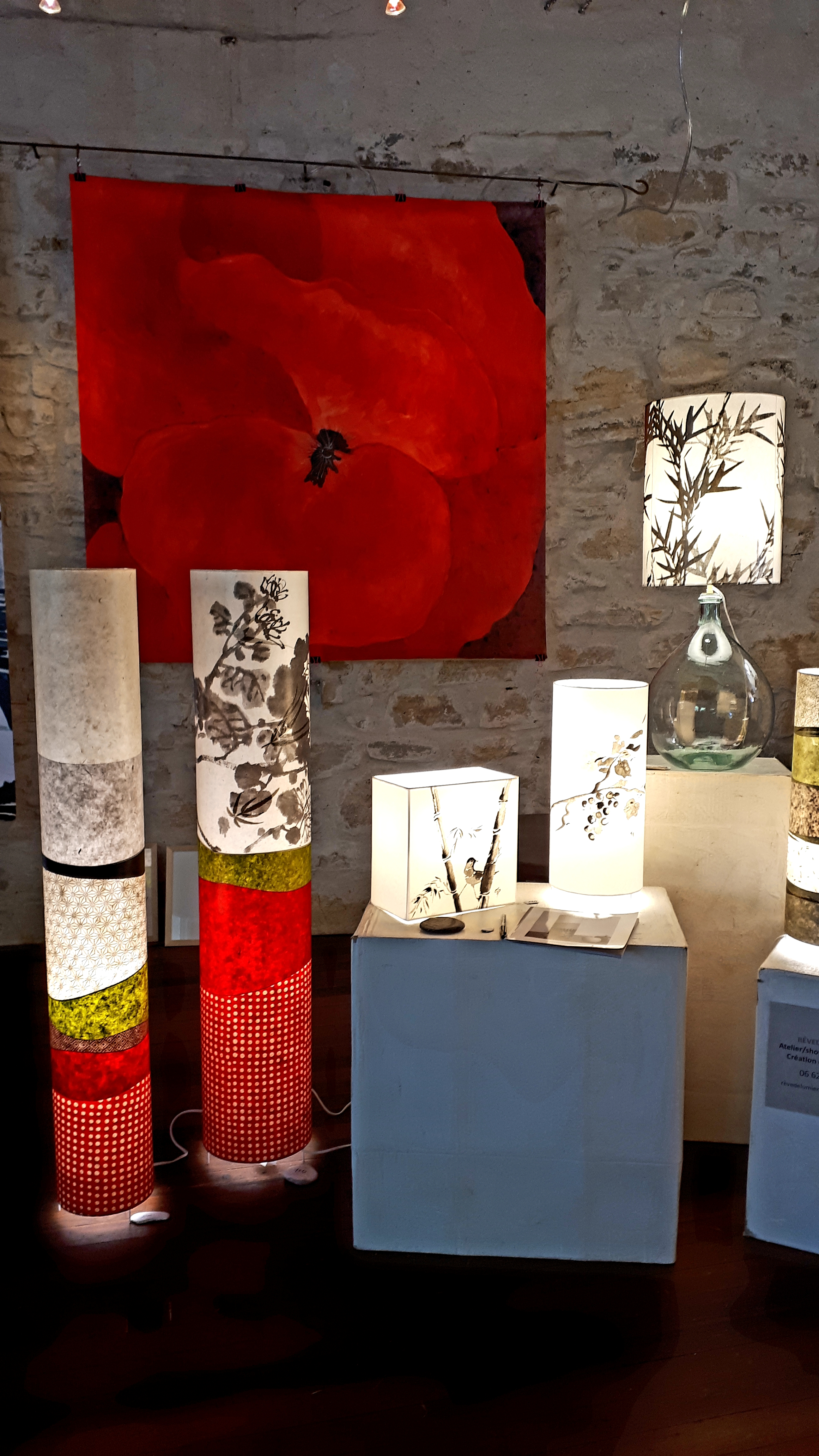 Exposition chemins d'Art