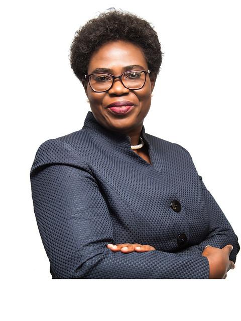 Joana Bannerman, Managing Director of Access Bank Zambia