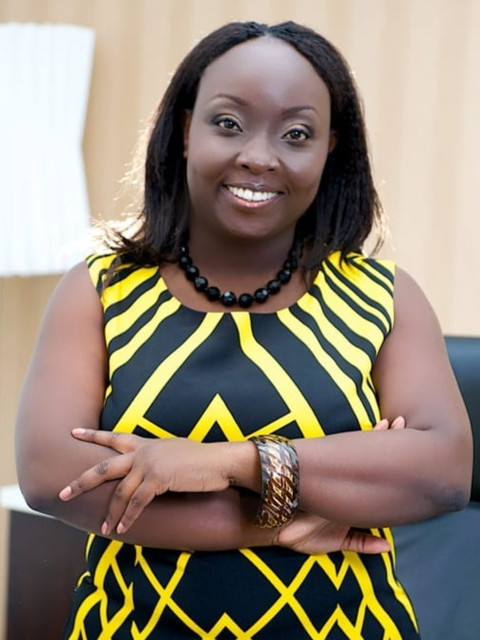 Andia Chakava, Chairperson, New Faces New Voices