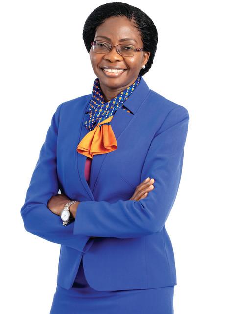 Ruth Zaipuna, Chief Executive Officer (CEO) of NMB Bank Plc