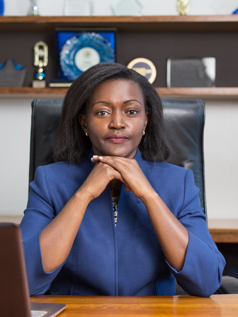 Rebecca Mbithi, Chief Executive Officer, Family Bank
