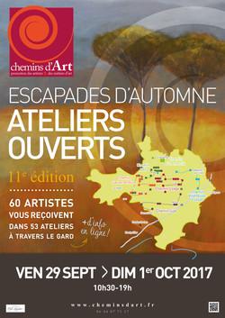 Escapades d ' automne chemins d' art