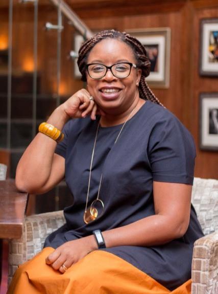 Patricia Okelo, Founder of Kayana Creatives