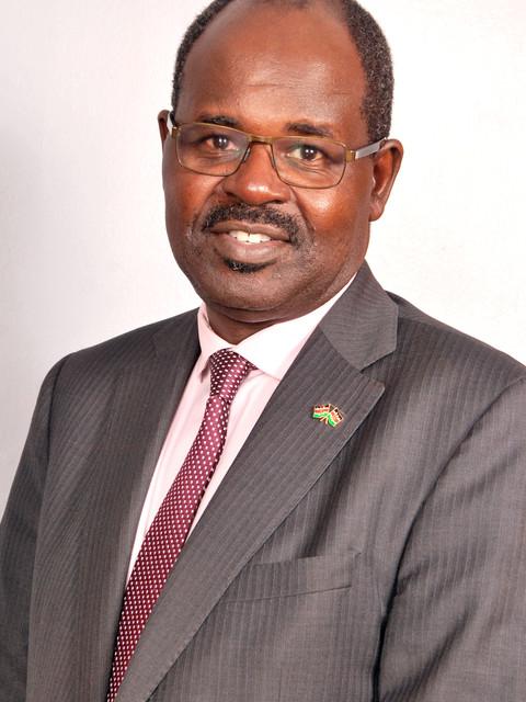 Habil Olaka, CEO, Kenya Bankers Association