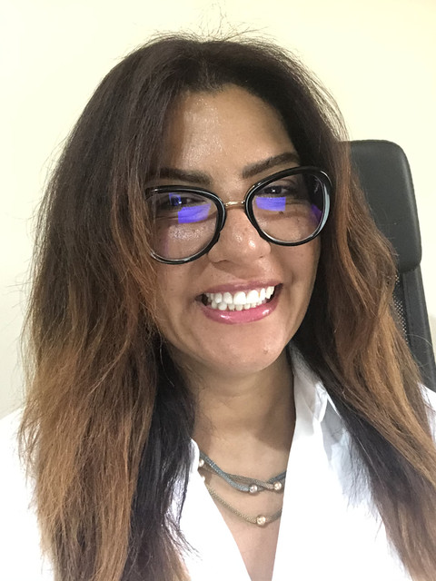 Noha Shaker, Founder and President of the Egyptian Fintech Association