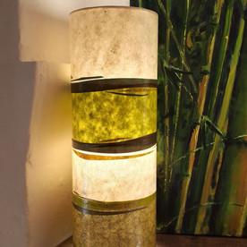 Lampe Bambou
