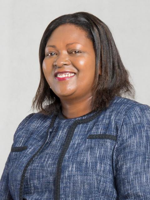 Mary Wamae, Executive Director, Equity Group Holding