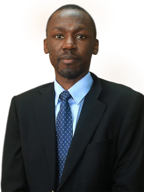 Sekou Owino, Head of Legal and Training at Nation Media Group PLC