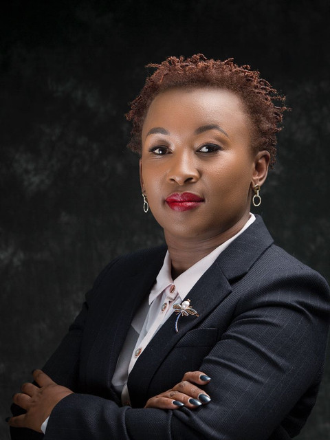 Sylvia Mulinge, Chief Customer Officer, Safaricom Plc