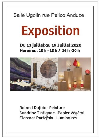Exposition Anduze