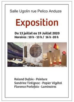 Exposition Anduze
