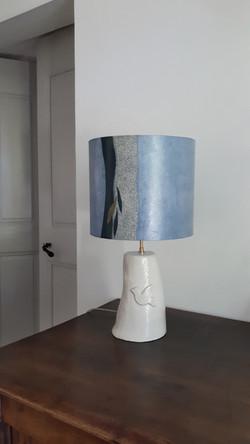 Pied ceramique Florence Portefaix