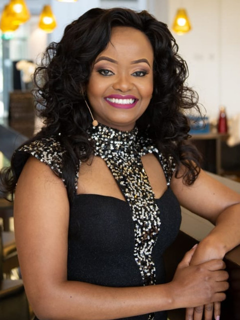 Emily Kinuthia, Brand Consultant and Vision Board Coach