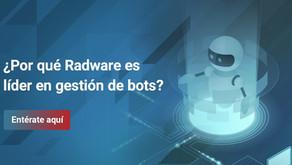 Radware es nombrada líder en la gestión de bots por SPARK Matrix™ 2020
