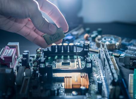 Etapas de desenvolvimento de um produto eletrônico
