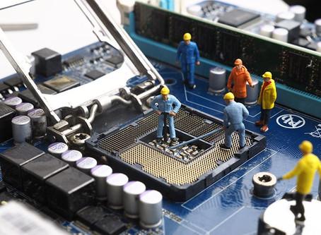 Principais causas de defeitos em produtos eletrônicos