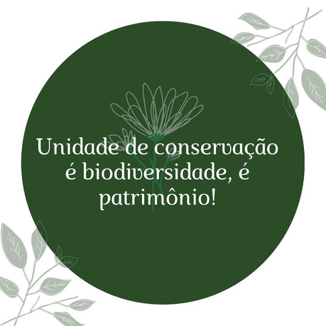 UC é Biodiversidade e Patrimônio